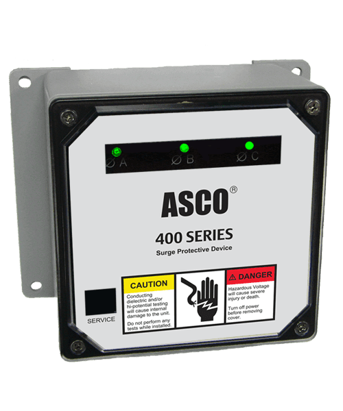 Data Center Systems, Inc ASCO Model 430 Surge Protective Device