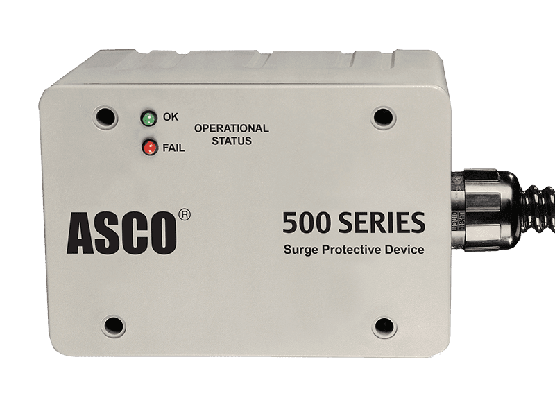Data Center Systems, Inc ASCO Model 510 Surge Protective Device