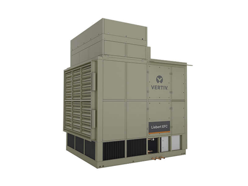 Data Center Systems, Inc Liebert EFC Indirect Evaporative Freecooling System, 400kW