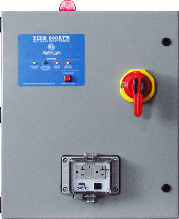 Tier800 Arc Flash Relay